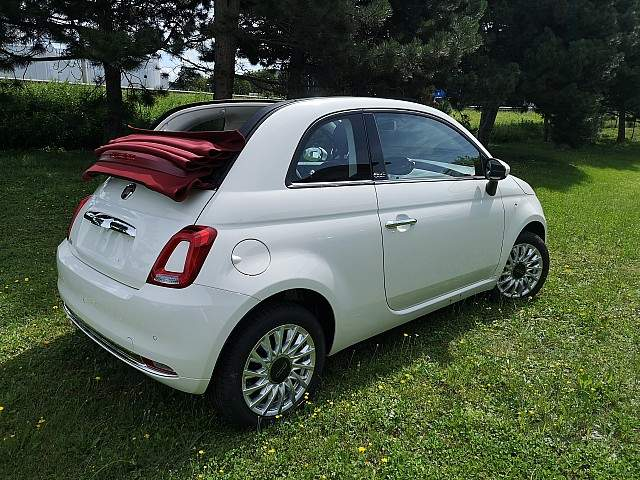 fiat 500c 1 2 fire 70 lounge leasing rate 46 51 36 monate anzahlung. Black Bedroom Furniture Sets. Home Design Ideas